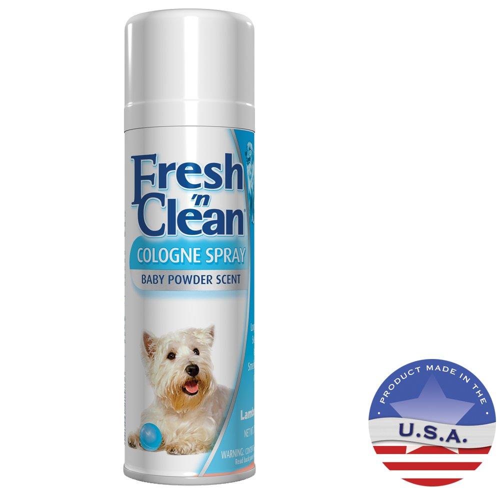 Fresh N Clean 21578 Cologne Spray, Baby Powder, 12 oz