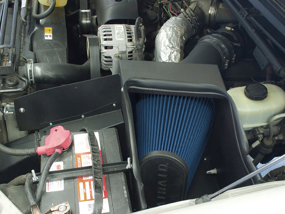 Airaid 403-246 AIRAID Cold Air Dam Intake System
