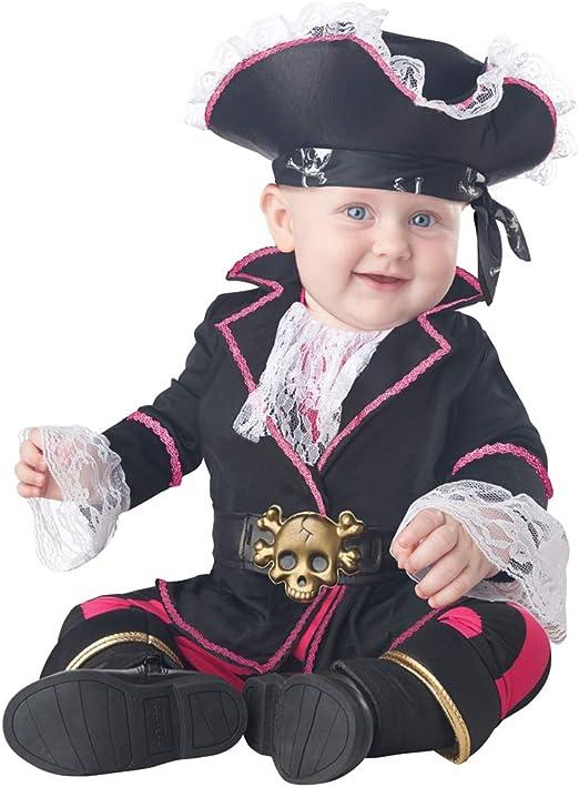 Brand New Pirate Cap/'n Stinker Infant//Toddler Halloween Costume