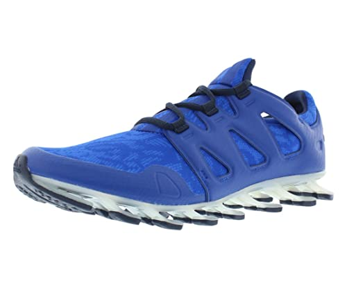 Adidas Springblade Pro- Blue/Collegiate Royal/Collegiate Navy running shoes