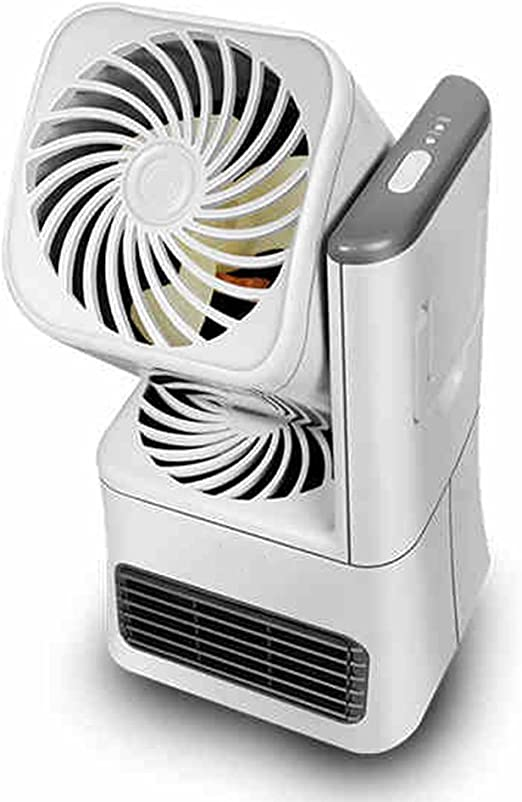 Byx- Ventilador giratorio Mini calentador Velocidad Calentador de ...