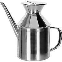 Ibili Clásica - Aceitera inox 18/10, 0.5 litros