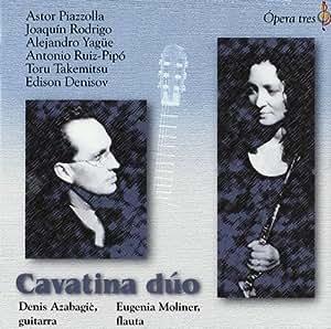 Cavatina Duo Recital