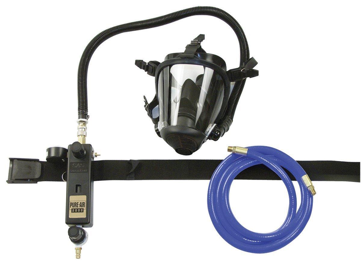 SAS Safety 2001-04 Pure-Air 2000 with Opti-Fit Respirator, Medium Opti-Fit