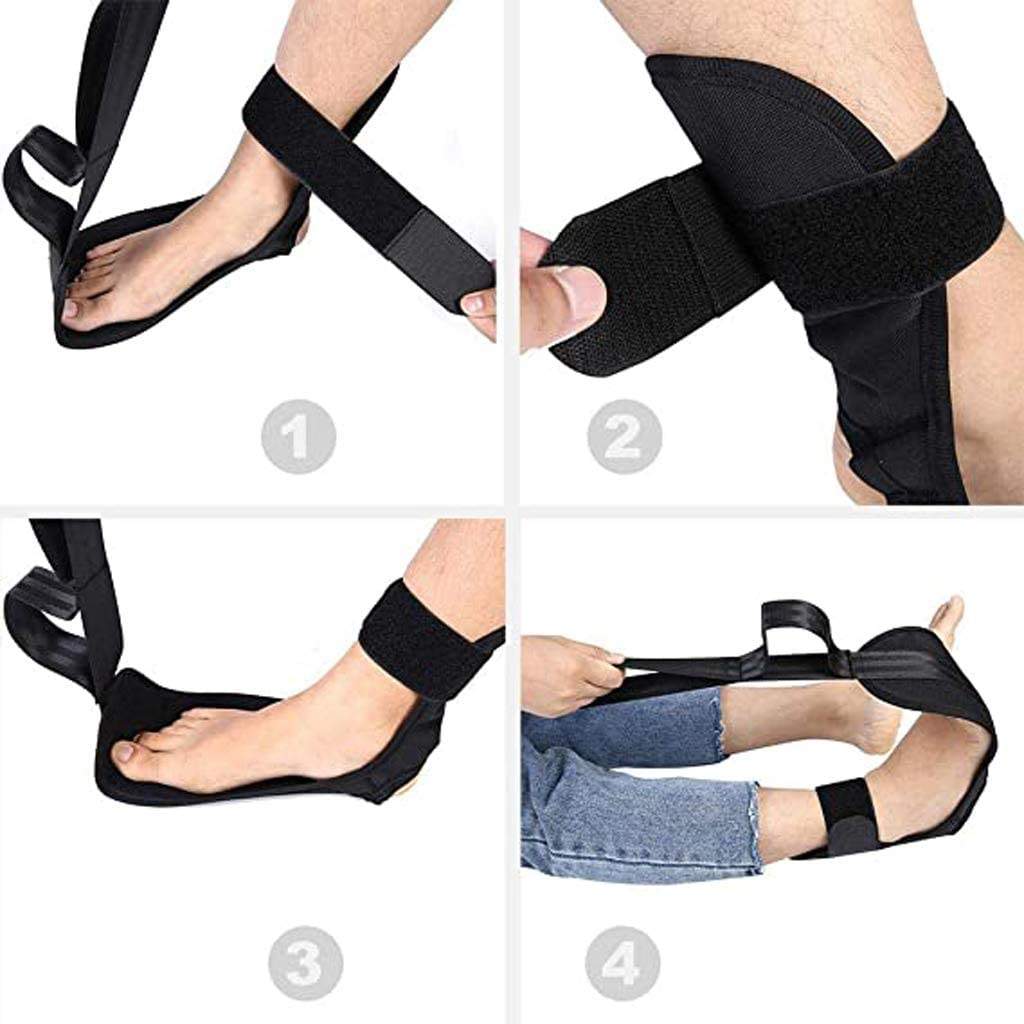 Safely Stretching Training Strap Details about  /Ligament Stretching Belt
