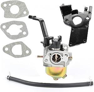 Buckbock Carburetor Carb for CPE 46593 46596 46597 46598 196CC 3500 4000 Watt Generator Harbor Freight Predator 69675 69676 69728 69729 212CC GeneratorGenerator