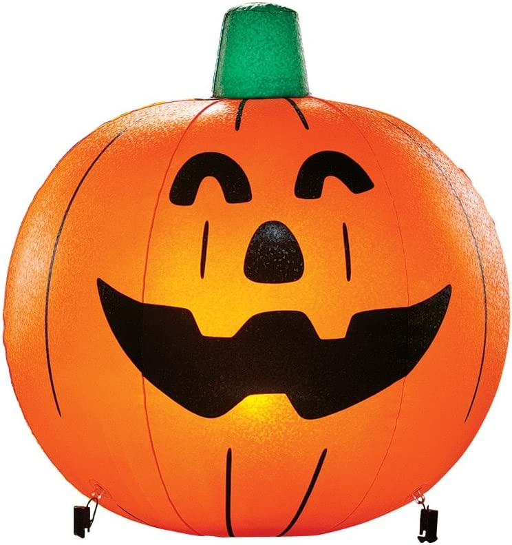 Jack O Lantern Outdoor Inflatables Page Two