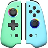 Joy-Pad Controller Replacement for Switch Joy-Pad,Alternatives for Left and Right Controller,Switch Controller Support Turbo,