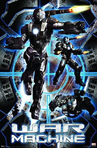Trends International Wall Poster Iron Man 2 War Machine 22.375