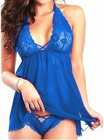 Damen Dessous Kleid Damen Sexy Unterwäsche Set Sexy