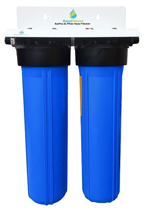 ecoplus xl systme de filtration de leau de la maison entire et adoucisseur d - Systeme Filtration Eau Maison