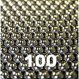 100 Large 1/4