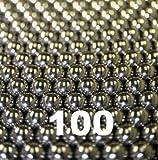 "100 1/8"" Inch Chrome Steel Bearing Balls G25"