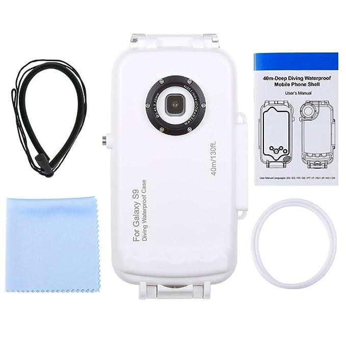 Amazon.com: HAWEEL - Funda de buceo para Samsung Galaxy S9 ...