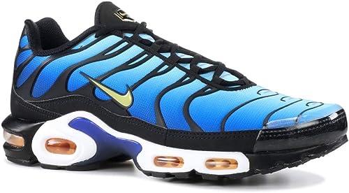 best online buy popular shades of Nike Men's Air Max Plus Mesh Running Shoes