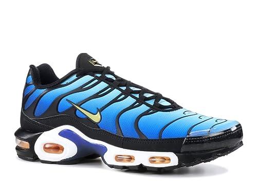 huge discount 14218 a71f0 Nike AIR MAX Plus 'Hyper Blue' - BQ4629-003: Amazon.co.uk ...