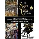 Sleepy Carter Mysteries (Books 1-3)