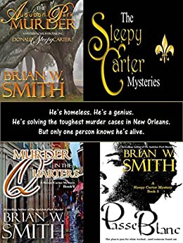Sleepy Carter Mysteries (Books 1-3) by [Smith, Brian W.]