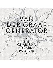 Charisma Years [Boxset Includes 17 CD's & 3 BLU-RAY's]