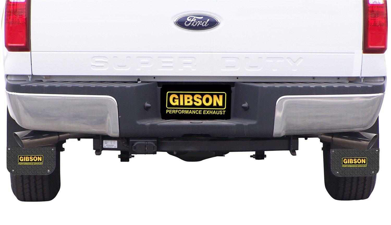 Gibson Performance Exhaust 98030 Black Ceramic Yamaha Utv Dual Exhaust
