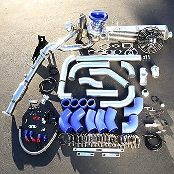 For Honda Civic Si 2.0L High Performance 15pcs T04E Turbo Upgrade Installation Kit