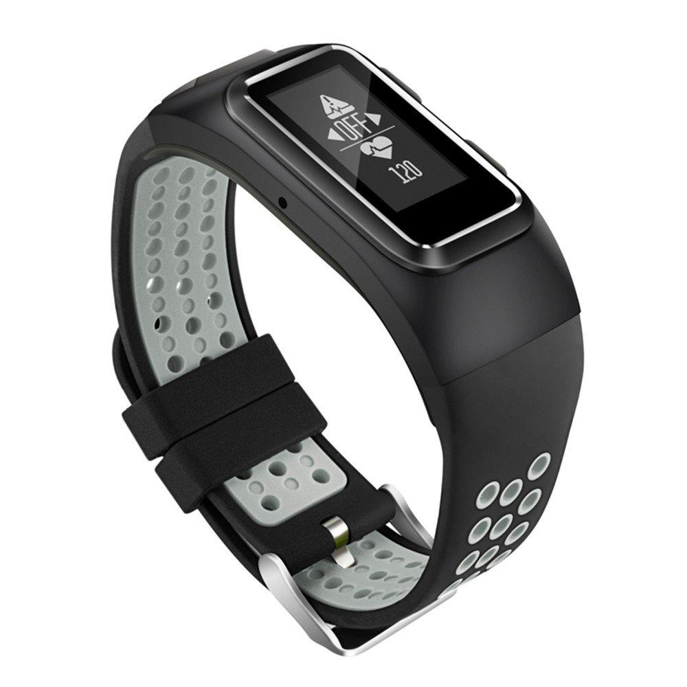 JiaMeng Reloj Inteligente GPS Smart Watch Tracker Actividad ...