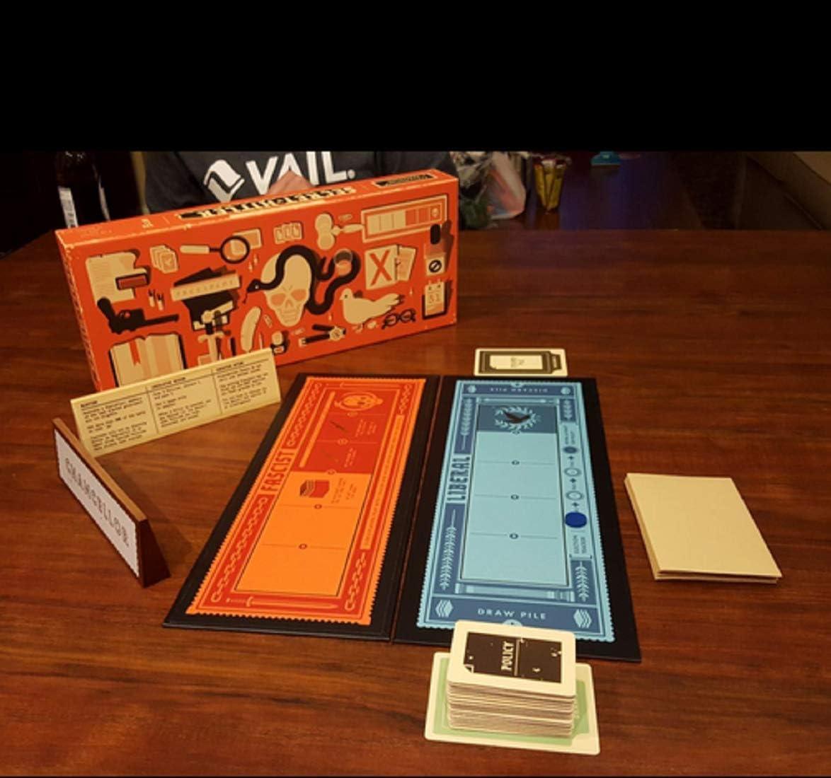 Quickfashion Juego de Mesa estratégico de Estrategia de Hitler con una pequeña Bolsa para Familiares y Amigos: Amazon.es: Juguetes y juegos