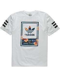 adidas Classic Sweet Leaf T-Shirt