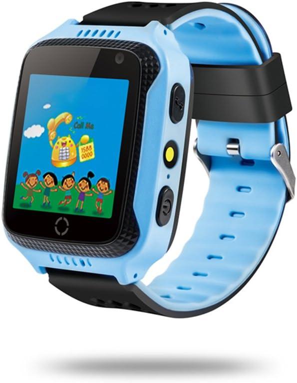 Docooler Niños Inteligente Reloj Teléfono para Localizador GPS ...