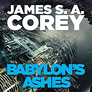 Babylon's Ashes Audiobook