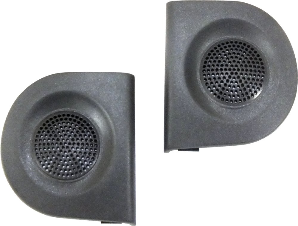 Coppia supporti tweeter diametro 36/40 mm per FIAT Panda dal 2003 al 2011. MASTERLINE Master Line STW-PANDA