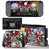 Ci-Yu-Online VINYL SKIN [NS] BlazBlue: Cross Tag Battle STICKER DECAL COVER for Nintendo Switch Console and Joy-Con Controllers For Sale