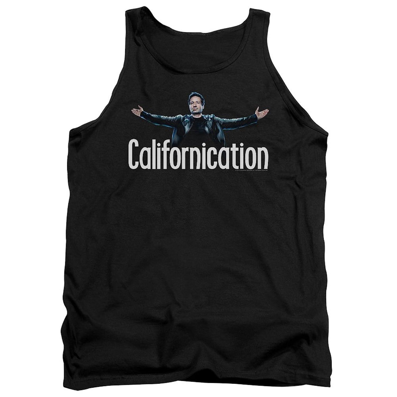 Californication Dramatic Comedy Series Wingspan Adult Tank Top Shirt