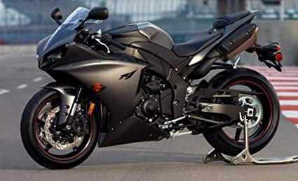 quality design eaa72 66033 Matte Grey Complete Fairing Cowl Kit Injection for 2012-2014 Yamaha Yzf R1  1000