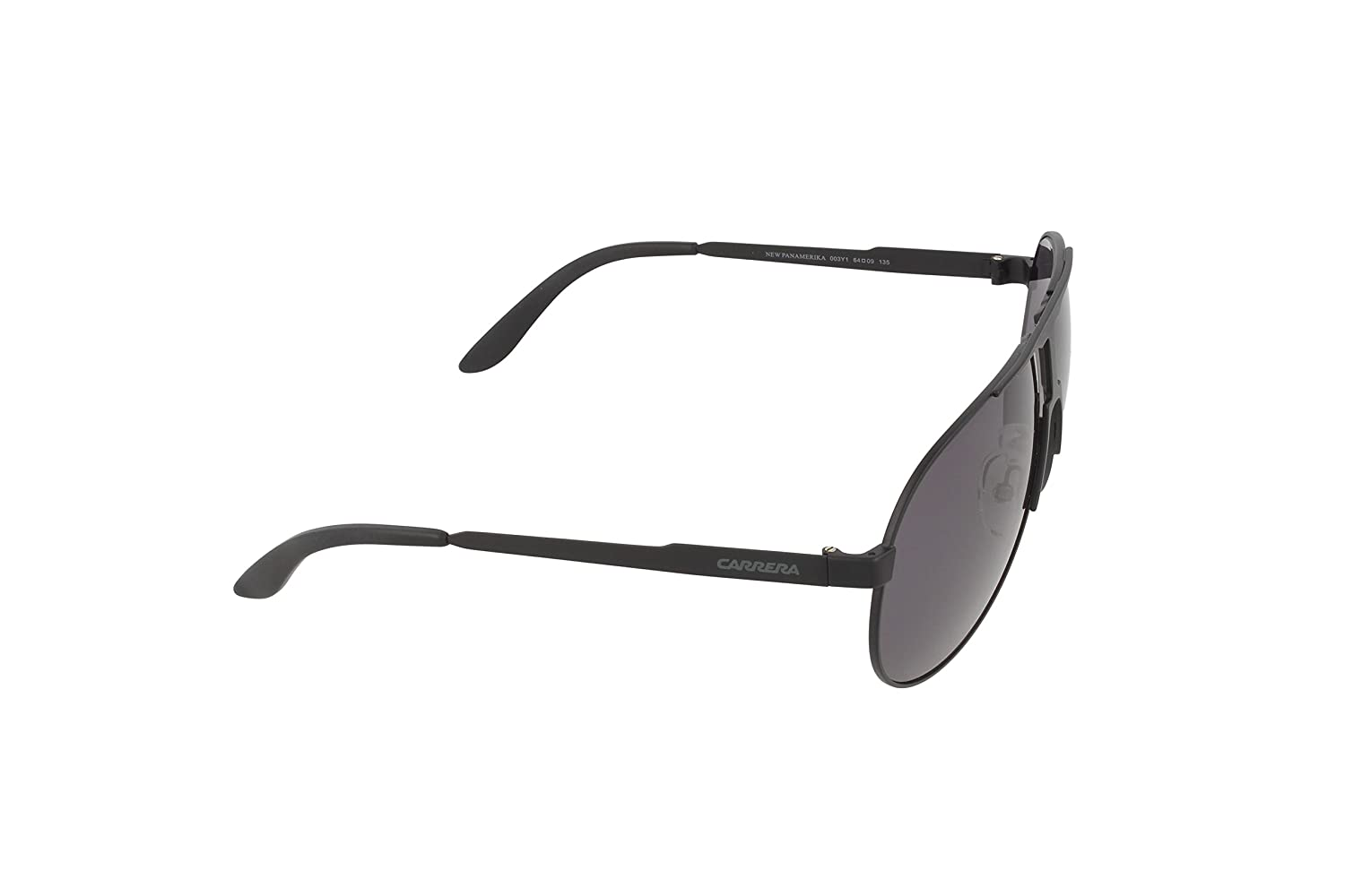 016c655082 Amazon.com  Carrera sunglasses New Panamerika 003Y1 Metal Black Grey   Sports   Outdoors