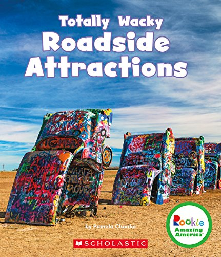 Totally Wacky Roadside Attractions and RV camping road trip ideas with unusual roadside attractions
