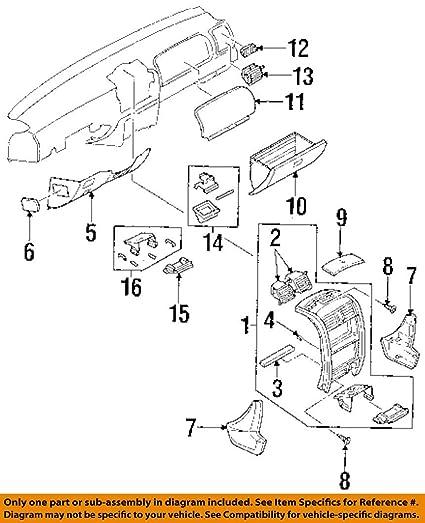Genuine ISUZU MOTORS AMERICA OEM Part # 8972992760