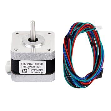 FLAMEER Máquina Eléctrica Conectar Motor de Impresora Adecuado ...