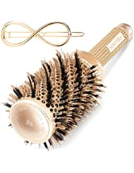 Round Hair Brush - Blow Dry Brush for Women - Big Hair Brush Round for Blow Drying - Hair Styling Blow Drying Brush - Ionic Ceramic Barrel Round Hair Brush For Blow Drying - Dryer Brush