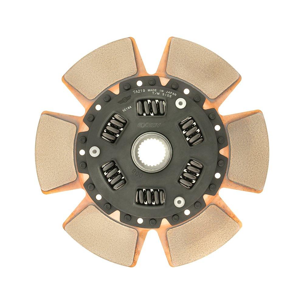 EXEDY DH10D1 Single Assembly Sprung Center Disc