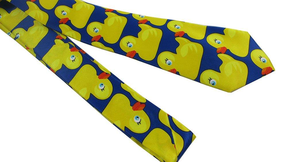 DUCKY TIE HIMYM Marshall Barney duck duckie necktie neck