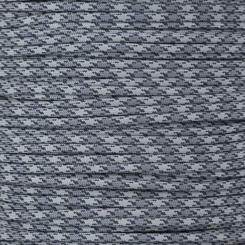 (PARACORD PLANET Nylon Type III 7-Strand 550 Paracord Camo Colors - Available in 10' 20' 25' 50' 100' 250' & 1000')