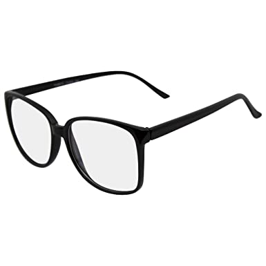 Amazon.com: Emblema Eyewear – Oversized grande anteojos ...