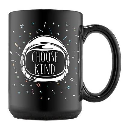 8d1cd95d3af Amazon.com  Choose Kind Mug Anti Bullying Coffee Mugs Wonder The ...