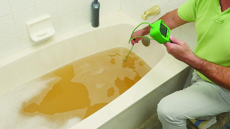 STUWON Lizard Cam endoscopio de mano con pantalla LCD a color de 2,4 pulgadas c/ámara de inspecci/ón de boroscopio TV endoscopio resistente al agua c/ámara de inspecci/ón micro inal/ámbrica