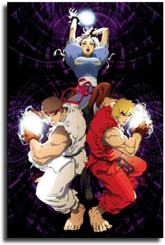 Street Fighter Wall Art