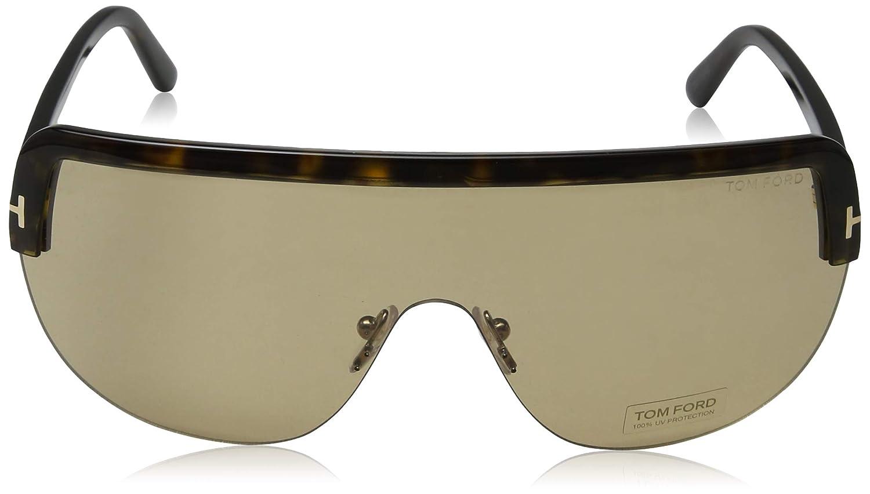 4f9ce6b1462bd Sunglasses Tom Ford FT 0560 Angus- 02 52E dark havana brown  Amazon.ca   Clothing   Accessories