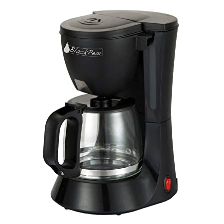 Black Pear bcm112 - Cafetera 12 Tazas: Amazon.es: Hogar