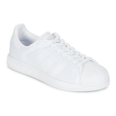 adidas Originals SUPERSTAR BOUNCE Weiss Schuhe Sneaker Low