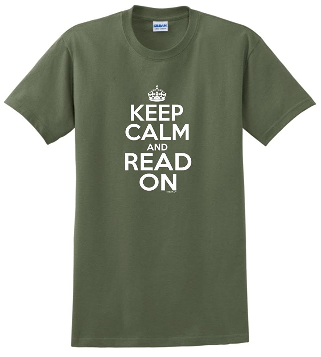 Amazon Personalized Keep Calm And Your Text Custom T Shirt